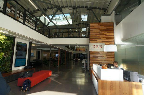 DPR office in SF