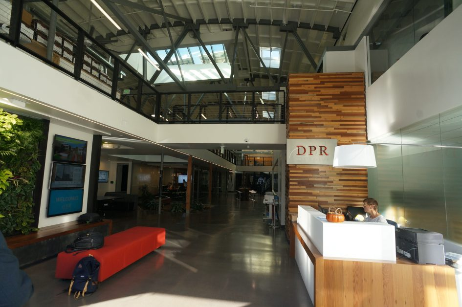 DPR office in SF